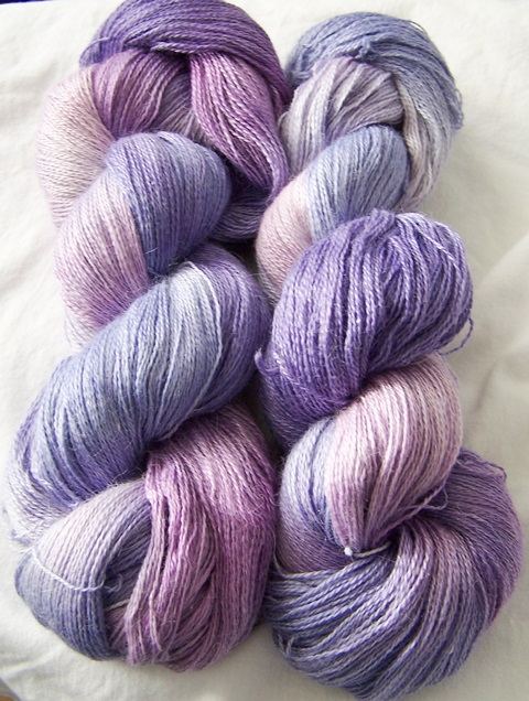 Luxe Lace Lilac 800